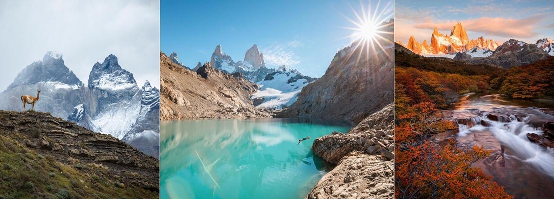 Восхитительные пейзажи гор