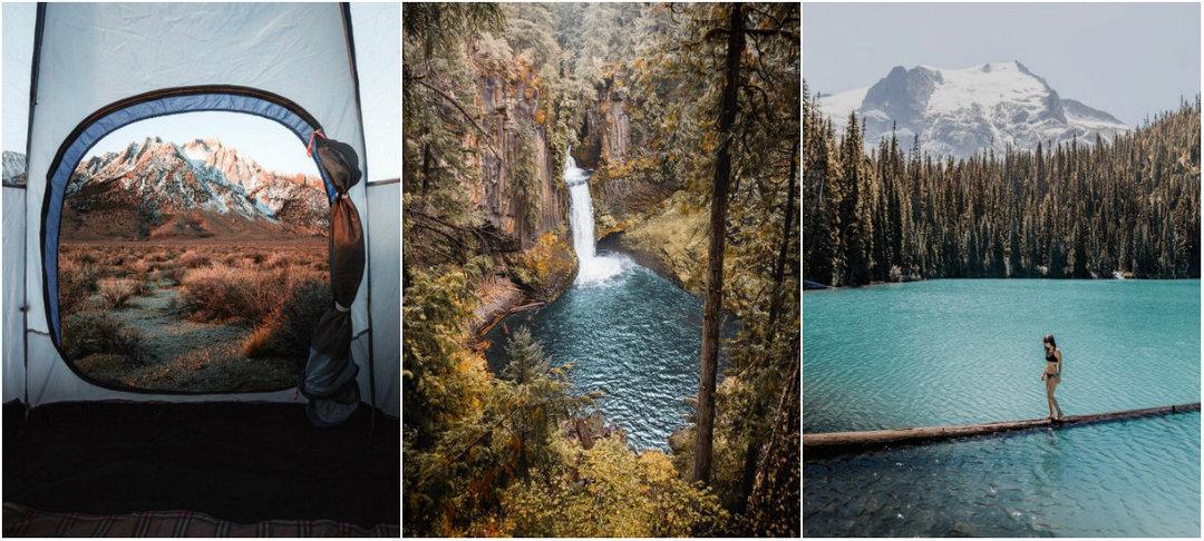 Инстаграм этого фотографа-самоучки наполнен прекрасными пейзажами