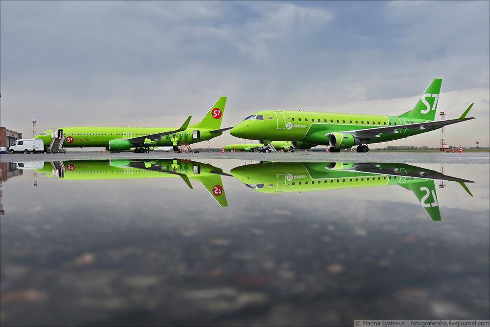 Оттенки зелёного или как теперь будет выглядеть S7
