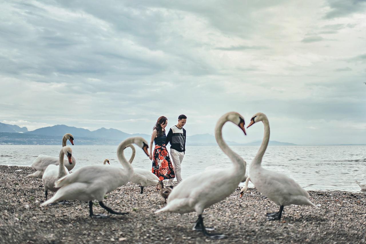 Лучшие фотографии помолвки 2017 года