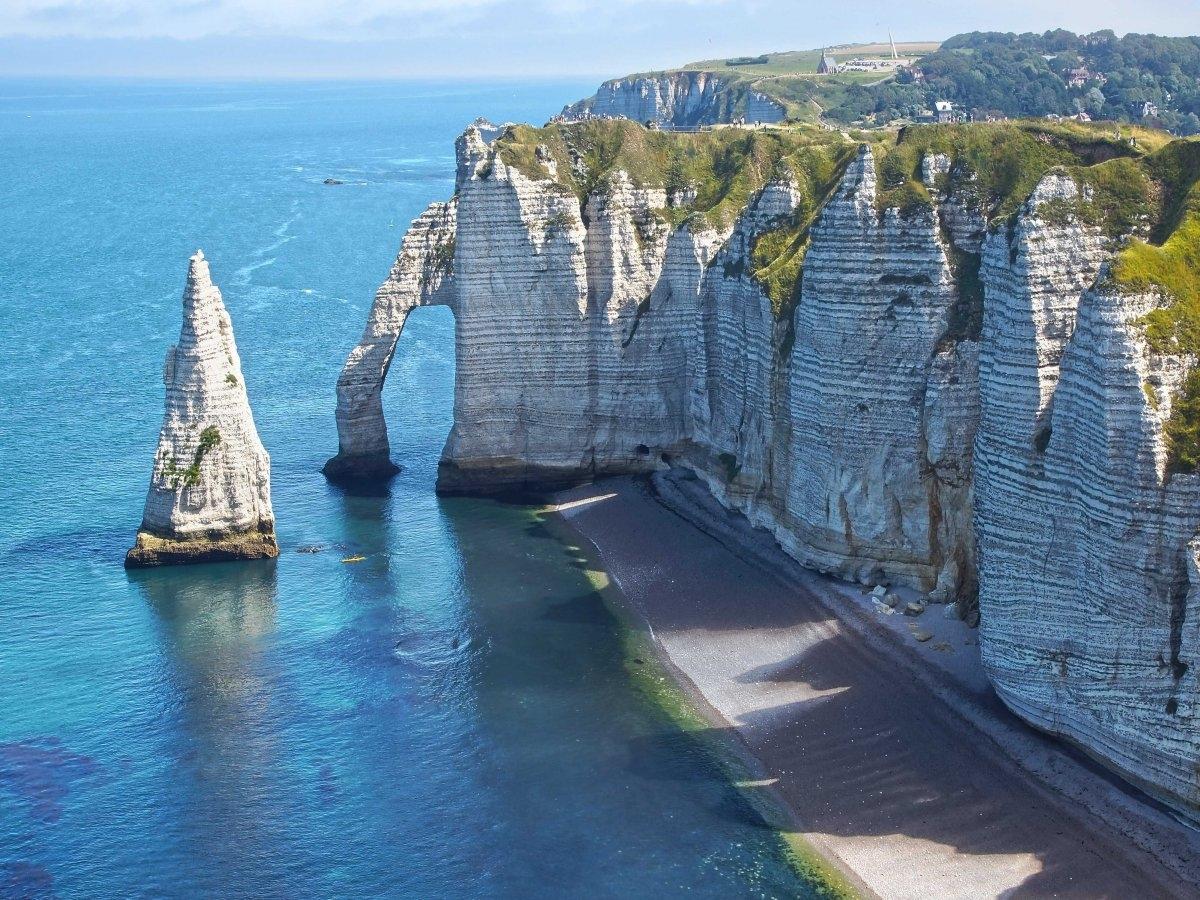 Величественные скалы нашей планеты