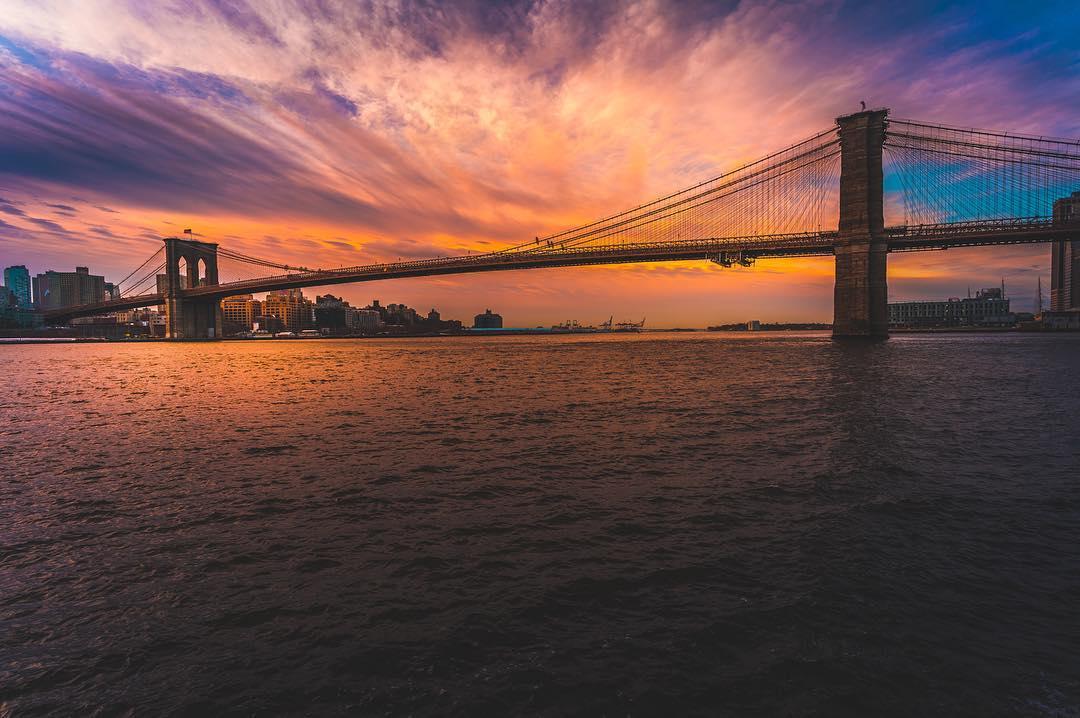 Эффектные фото городских пейзажей от Майка Майерса