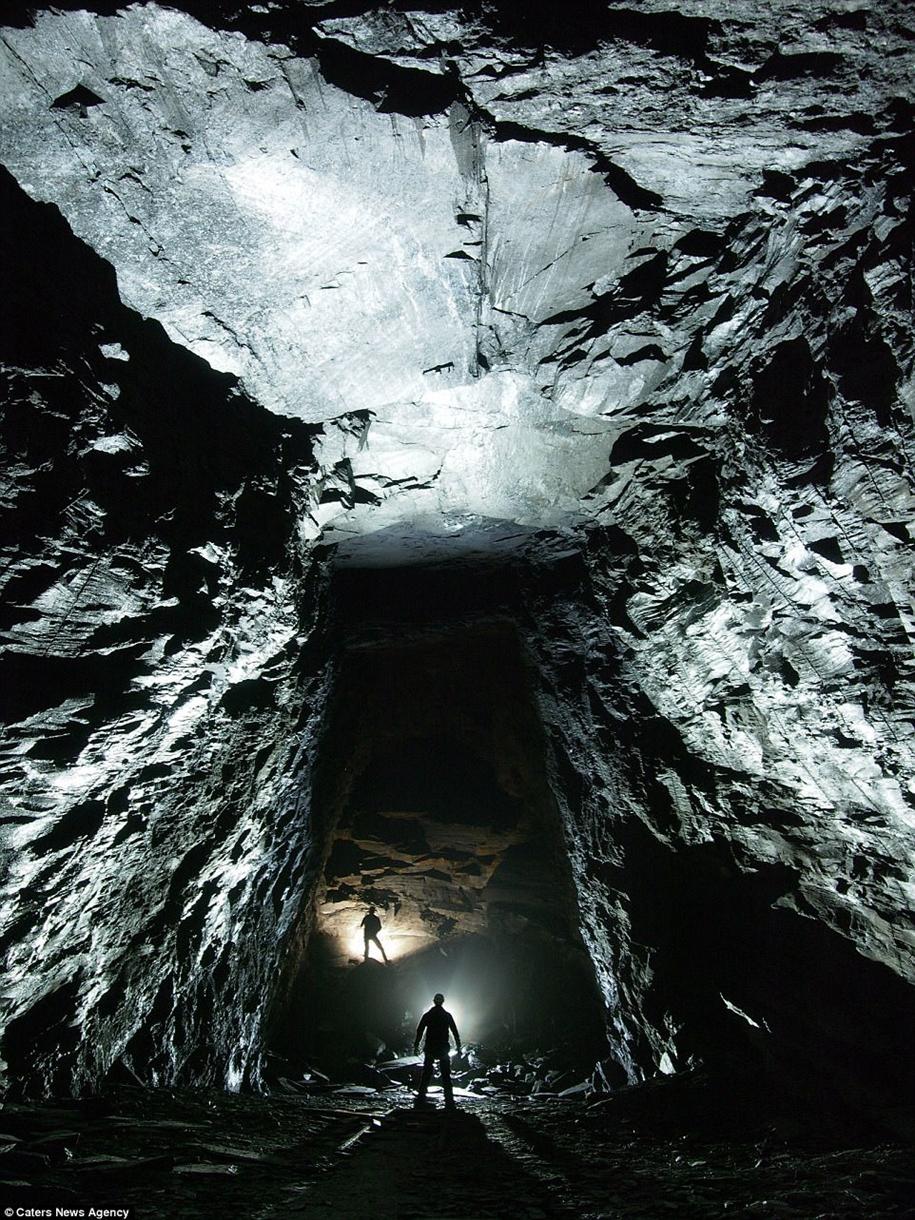 Подземные чудеса Великобритании