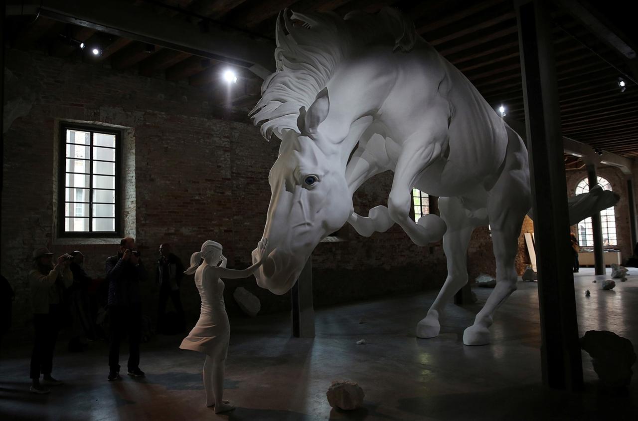 Венецианская биеннале 2017