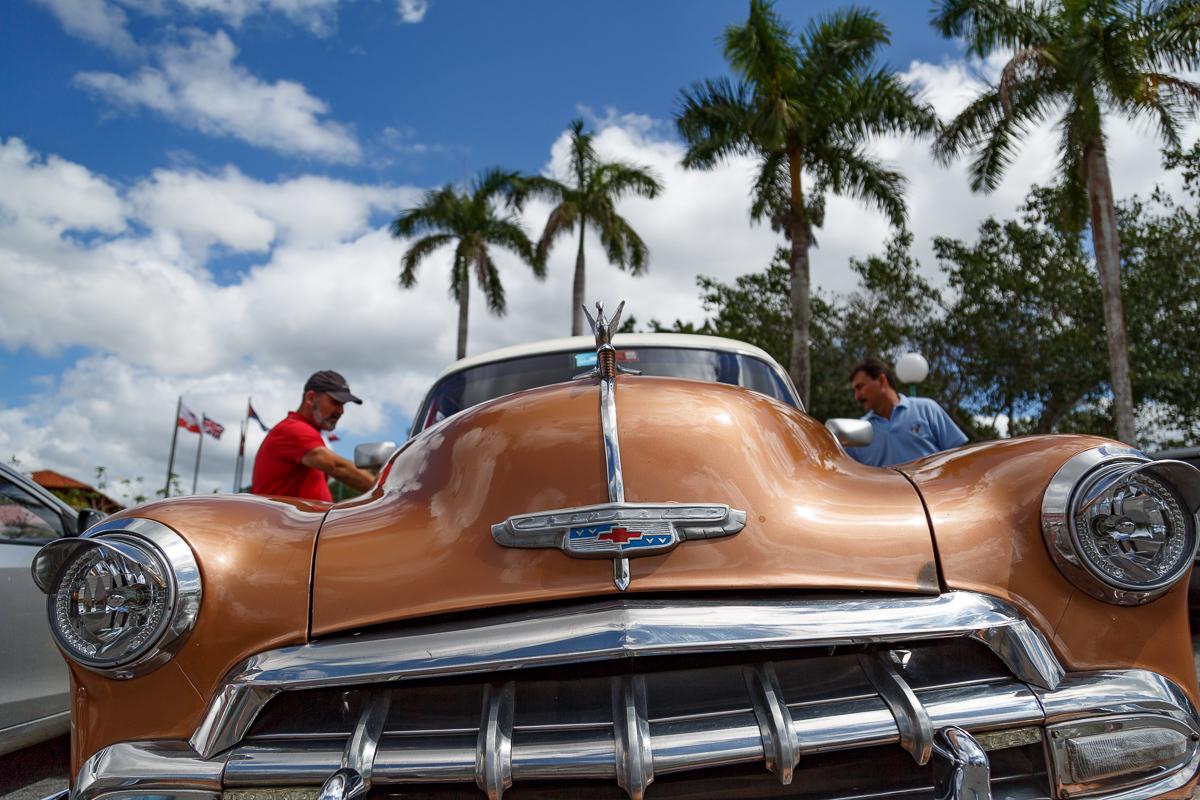Небольшой фоторепортаж о поездке на Кубу
