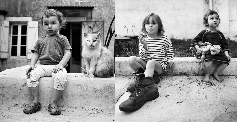 Трогательная фотоистория беззаботного детства от папы 6-х детей