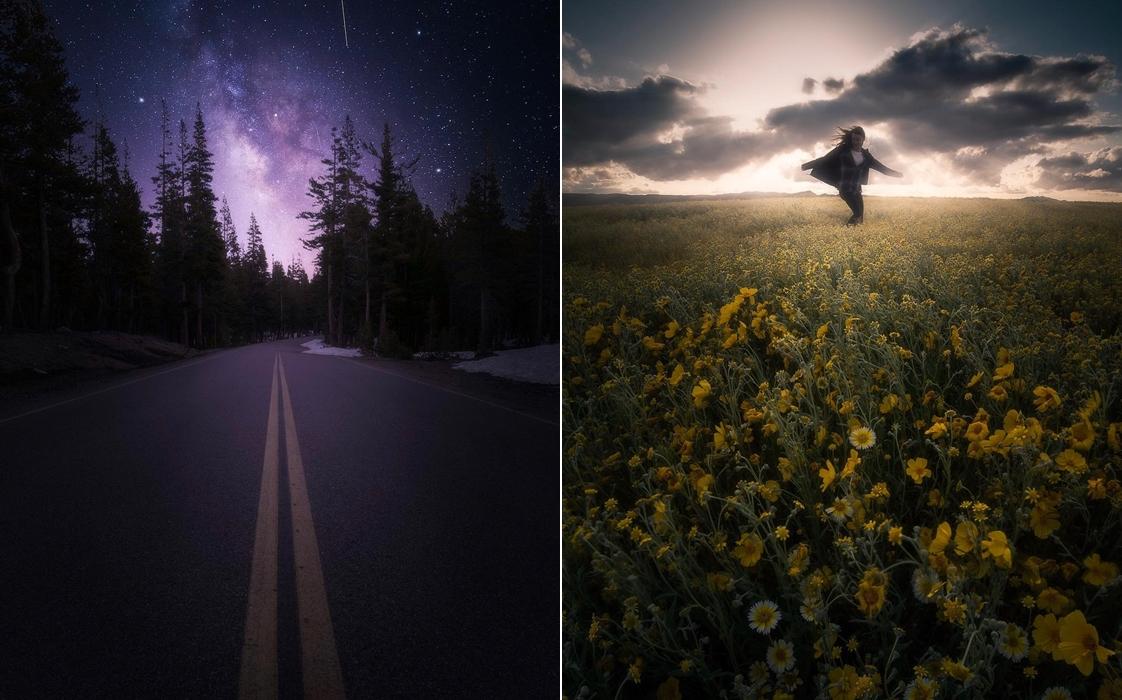 Прекрасные астрофото и пейзажи Джесси Моррисона