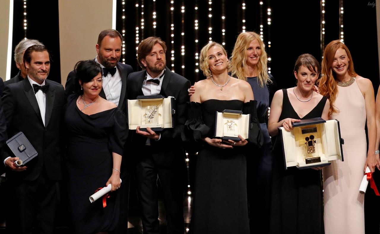 Юбилейный 70-й Каннский кинофестиваль