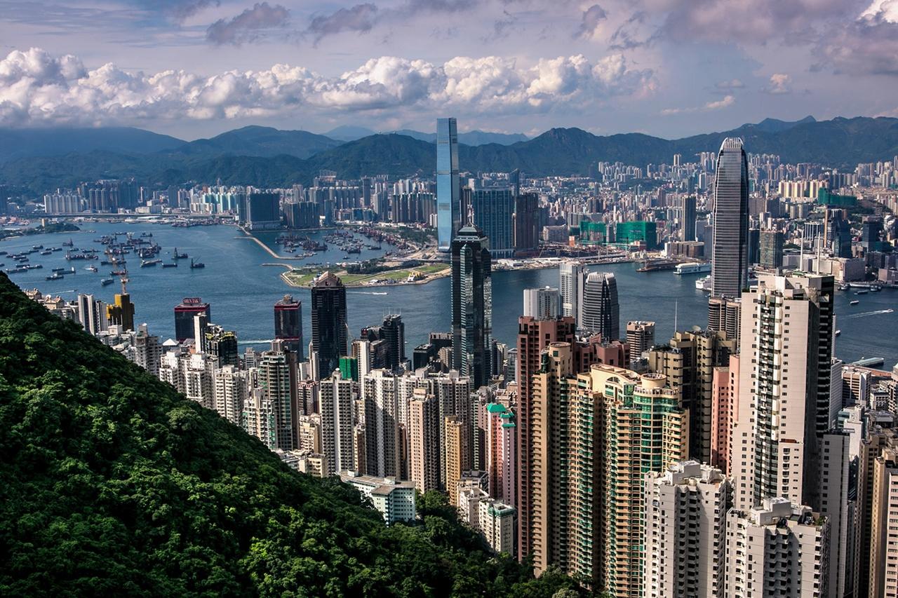 Поразительный Гонконг