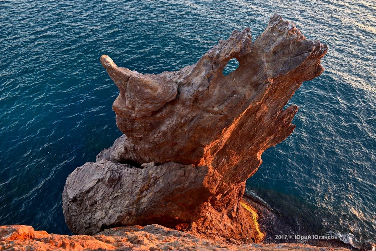 Крымский дракон