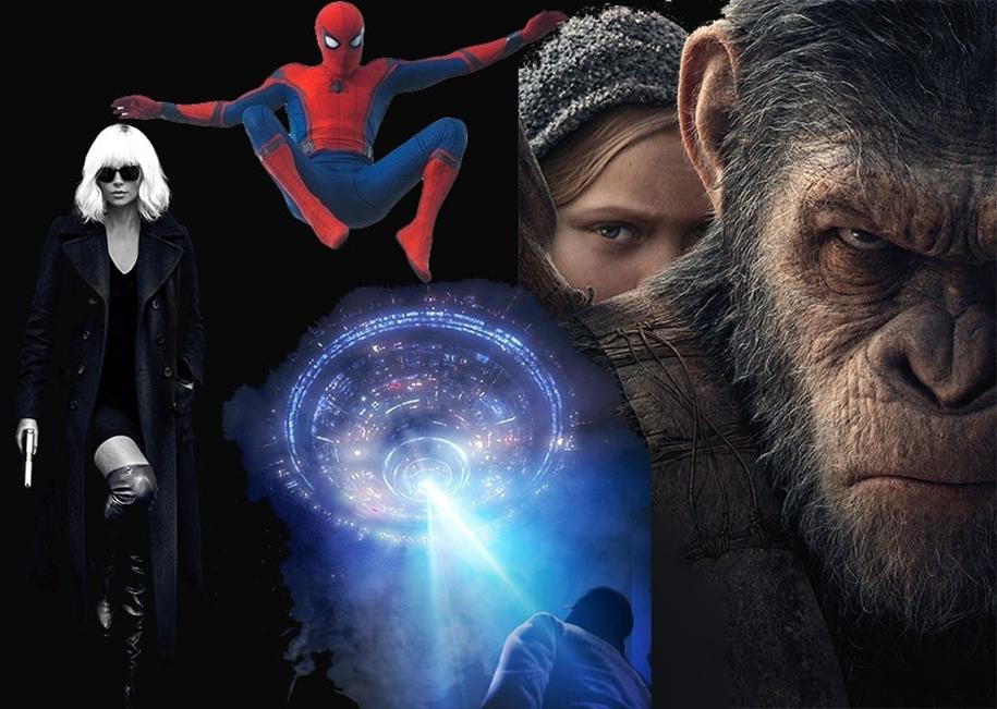 Июльские кинопремьеры 2017 года
