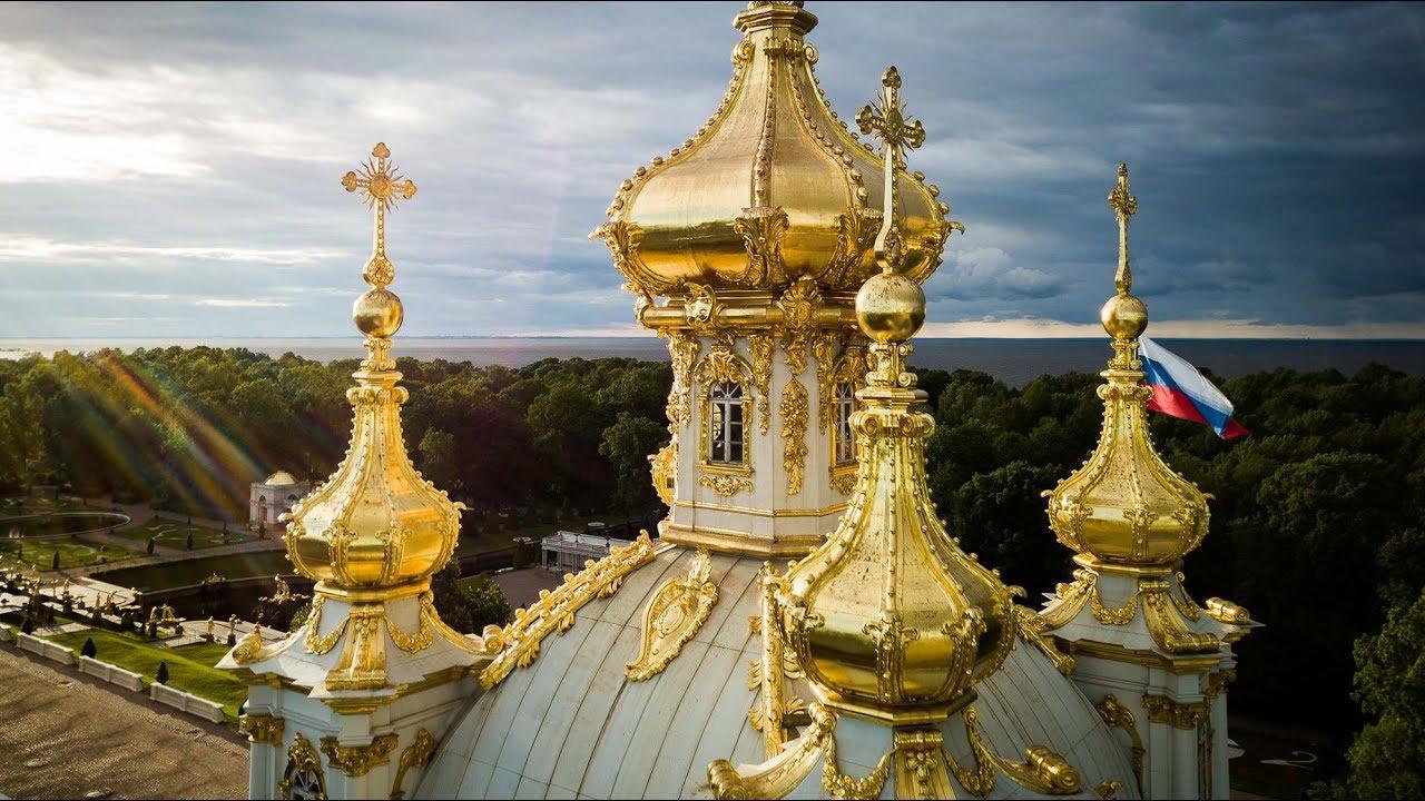 Санкт-Петербург 2017 с высоты птичьего полёта