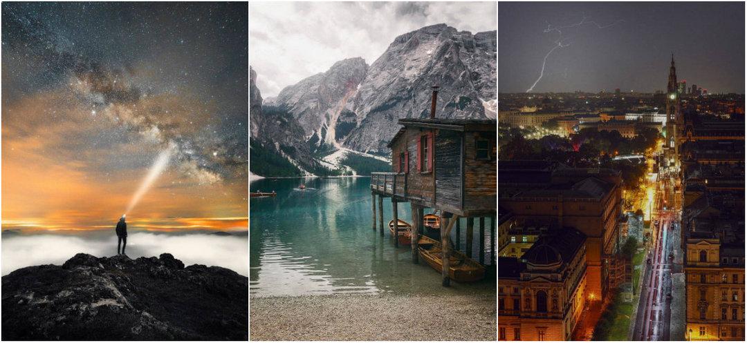 Восхитительные снимки фотографа-самоучки из Австрии