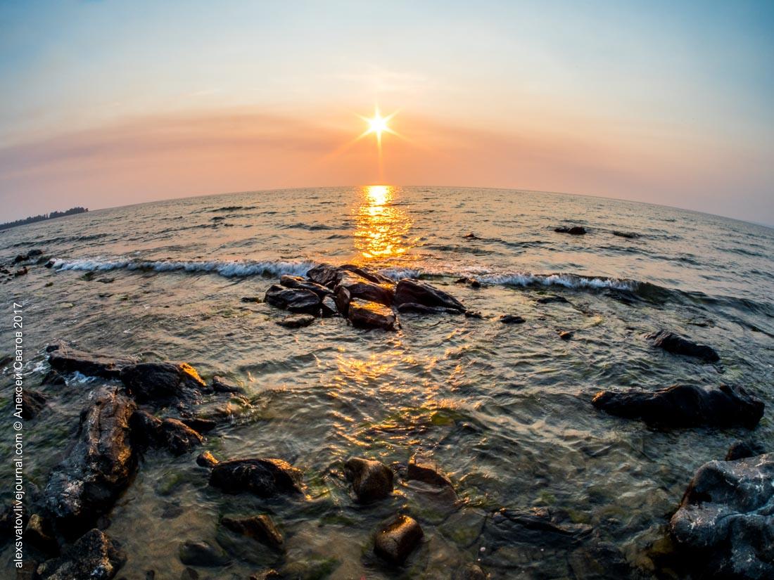 Самый длинный день на Байкале
