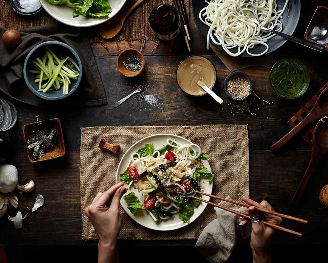 Аппетитные снимки фуд-фотографа Ванессы Рис