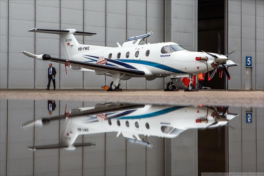 Новинки деловой авиации на Jet Expo 2017