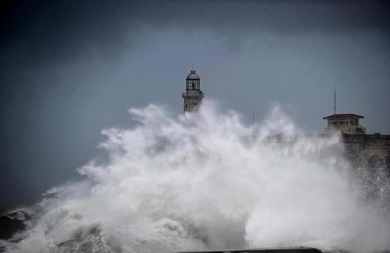 Мощнейший ураган «Ирма»
