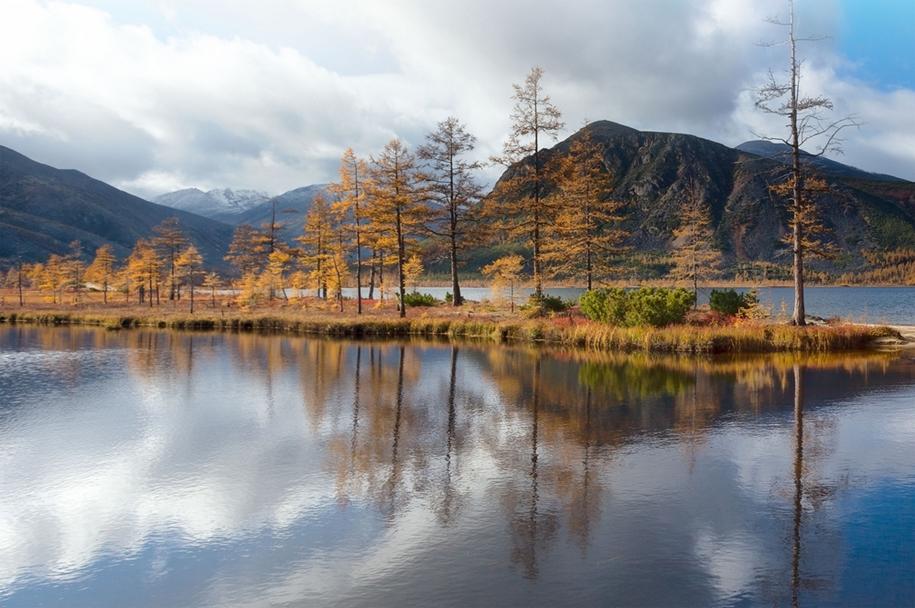 Осень Колымы, туманы Приморья и другие прекрасные пейзажи Тони Андреевой