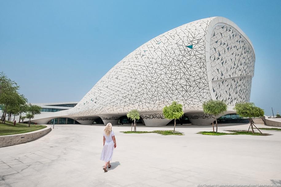 Самая красивая и современная мечеть в мире