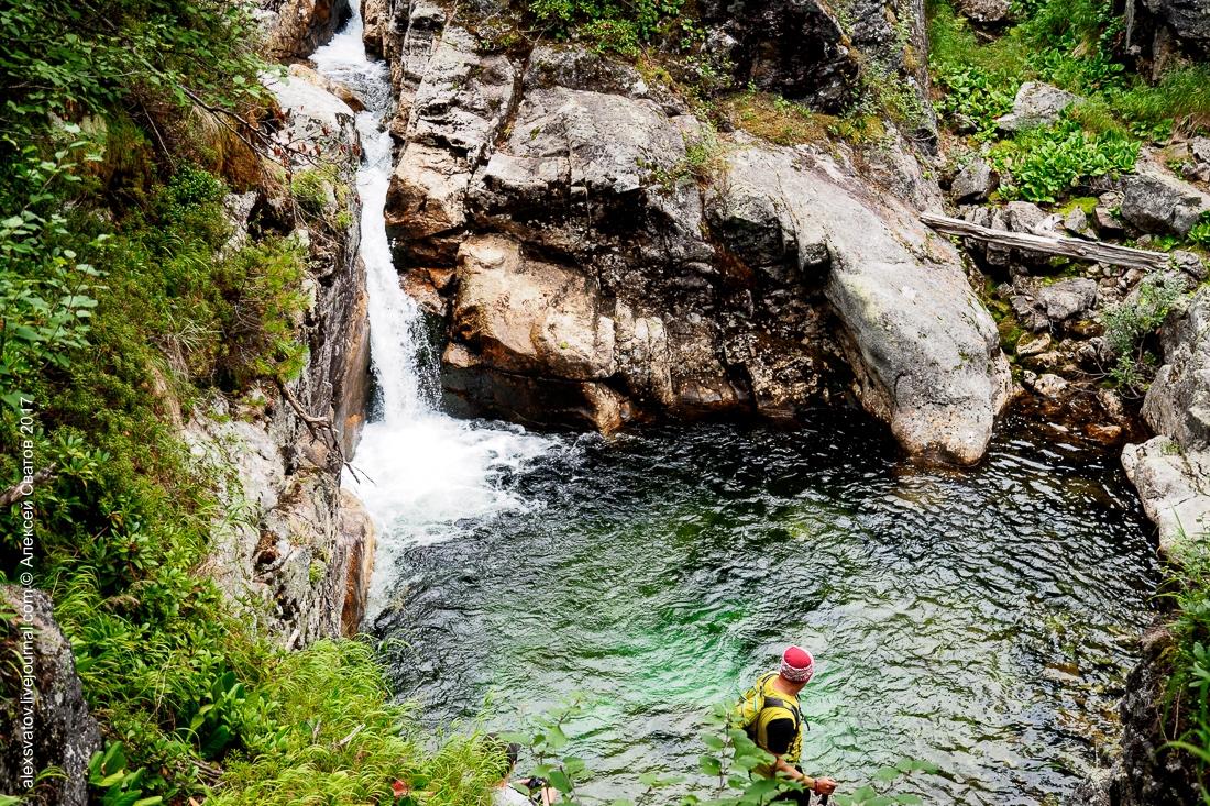ТриЧЕ. Водопады Подкомарной