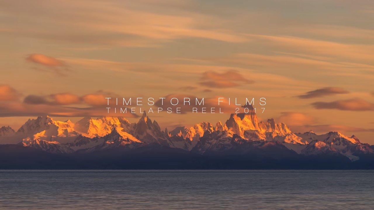 Таймлапс путешествие по самым отдаленным и живописным местам планеты