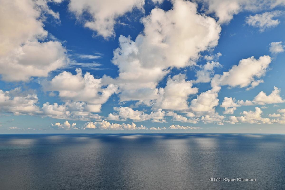 Облака Фиолента