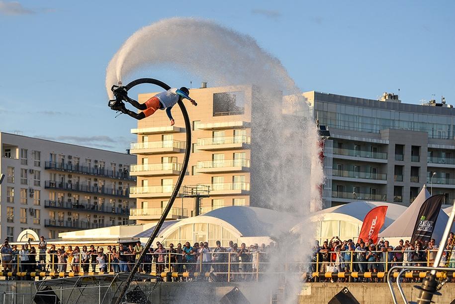 Впервые в Сочи прошел фестиваль сёрф-культуры Locals Only