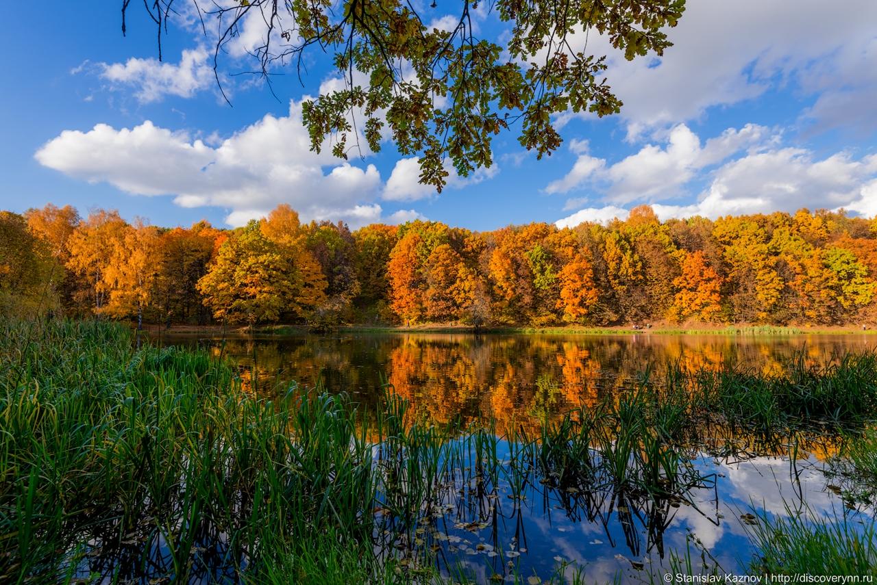 Золотая осень в Нижнем Новгороде ...: http://fotorelax.ru/zolotaya-osen-v-nizhnem-novgorode/