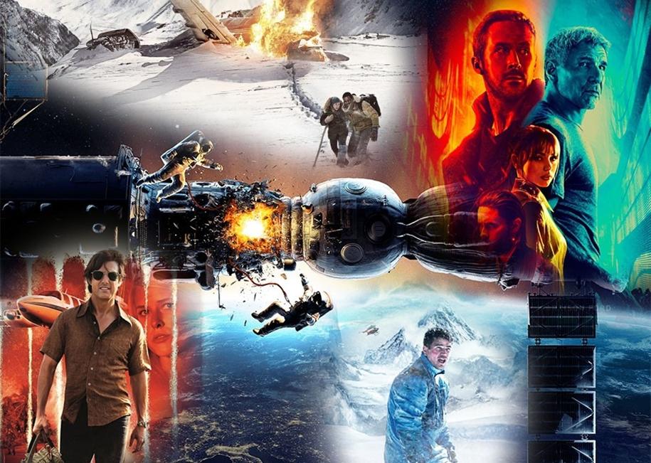 Главные кинопремьеры октября 2017 года