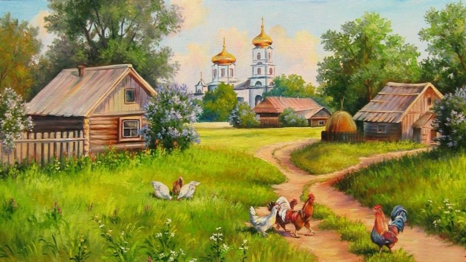Необычные деревни России, в которые однажды стоит приехать