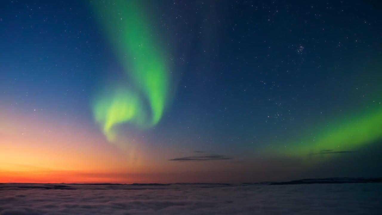 «Пробуждение Севера»: чудесные пейзажи Исландии