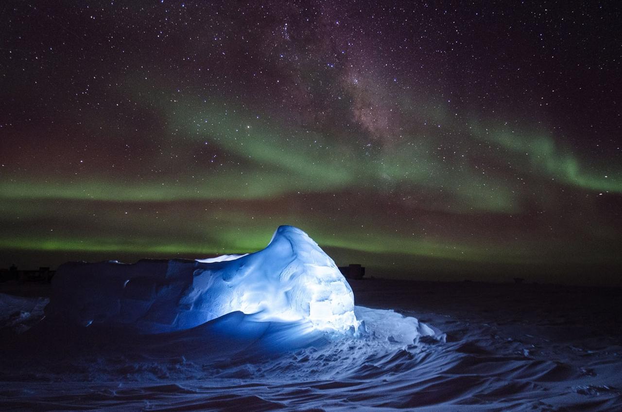 Фотопутешествие в Антарктику