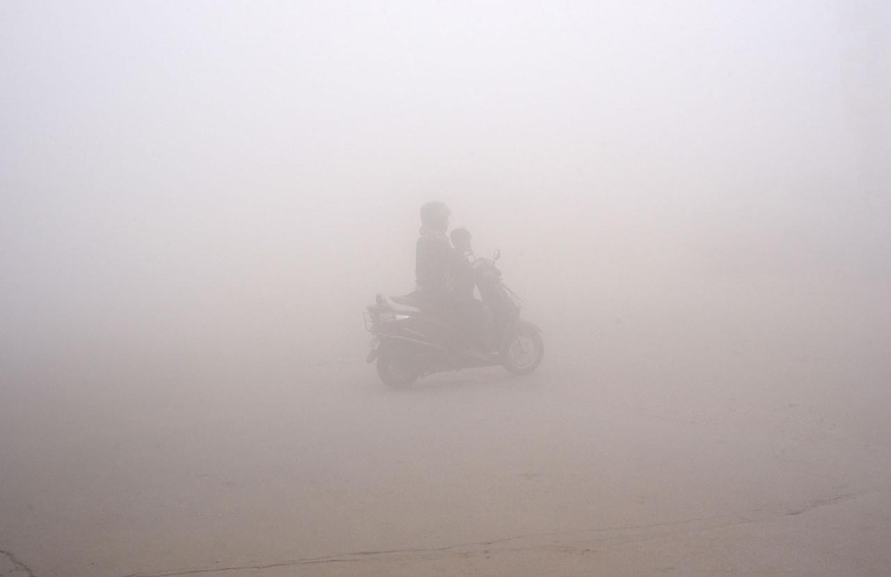 Токсичное небо Индии