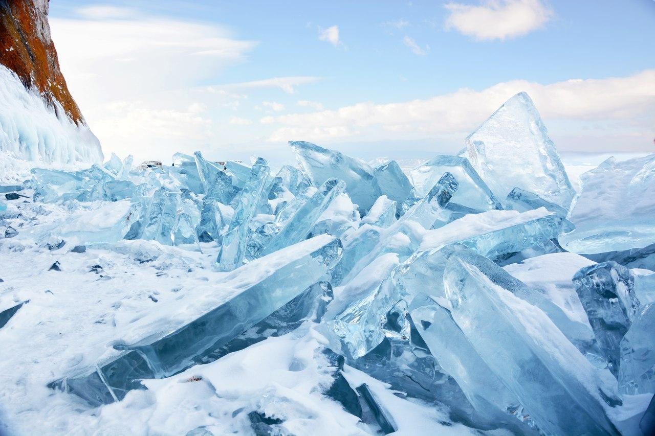 Зимний Байкал: путешествие в царство льда
