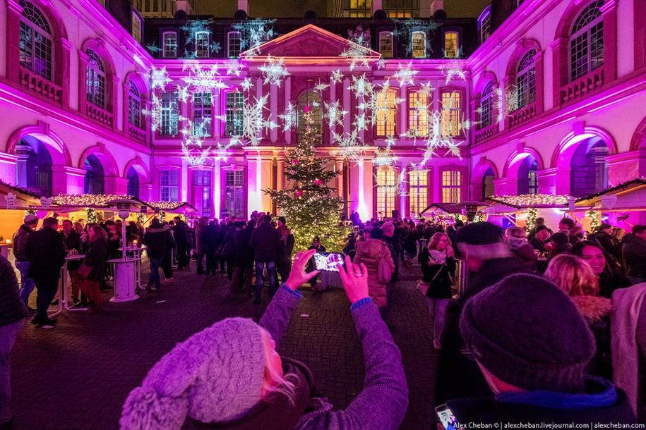Рождество в Европе 2017