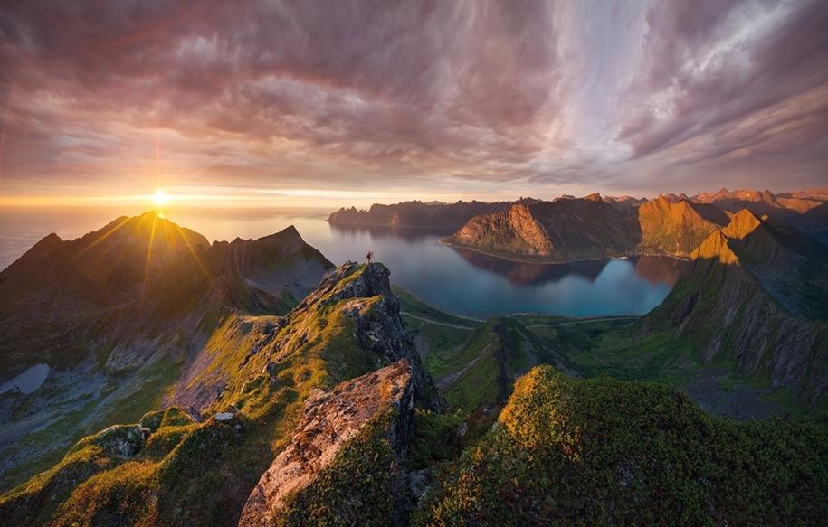 Мастера пейзажной фотосъемки