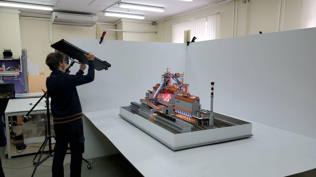 Современные технологии в производстве архитектурных макетов