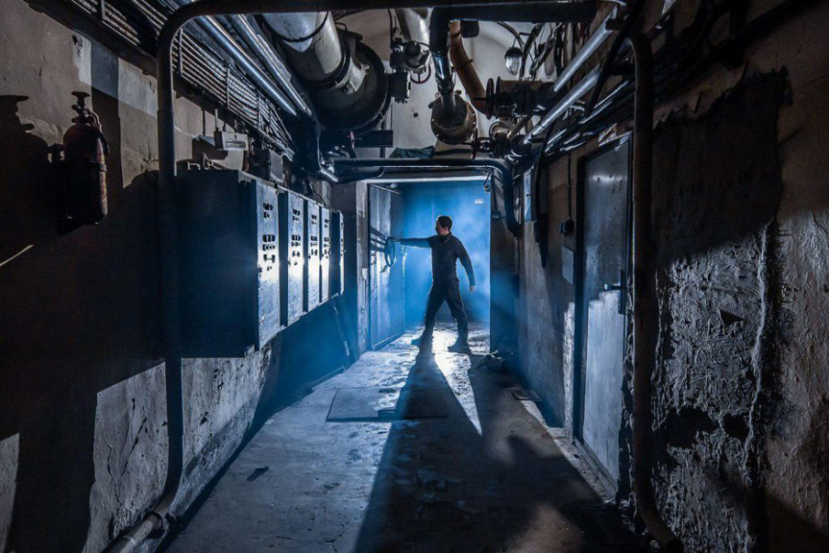 Бомбоубежища и бункеры России
