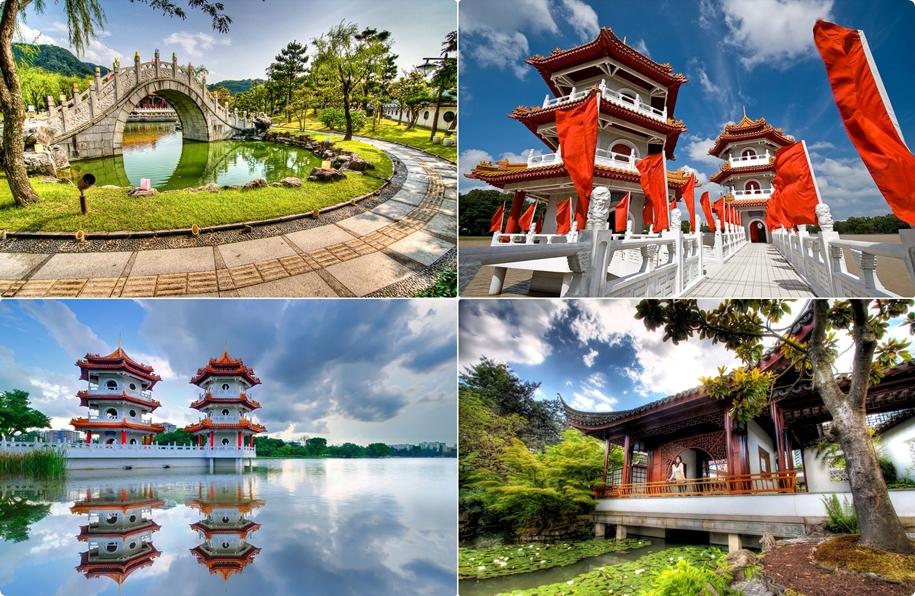 Знаменитые китайские сады за пределами Поднебесной