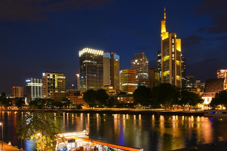 Проезжая мимо Франкфурта