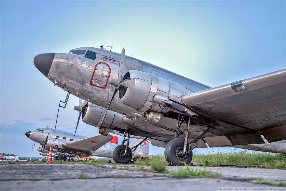 Аэродром Орешково