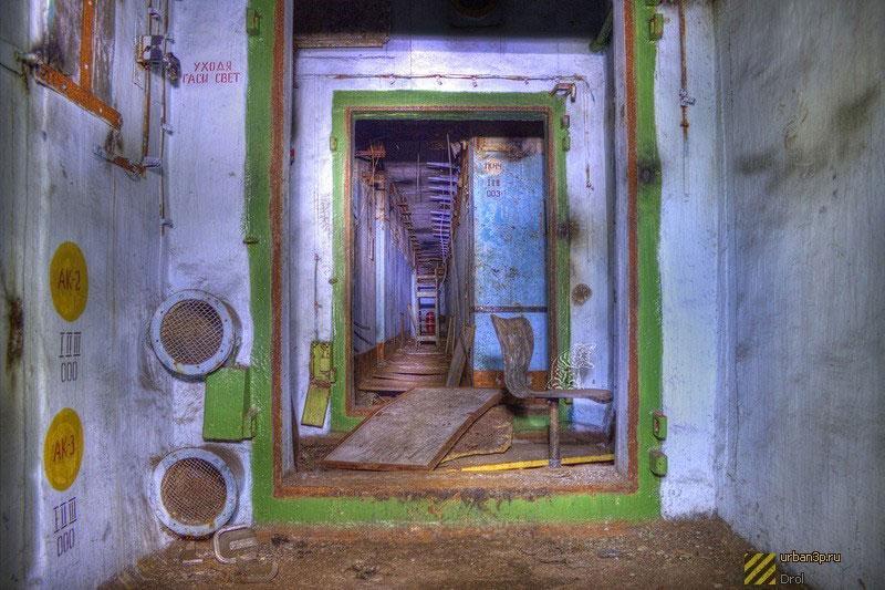 Подземная Россия: как выглядят заброшенные убежища страны
