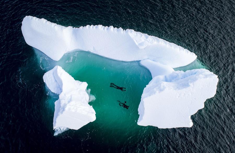 Сцены Антарктиды