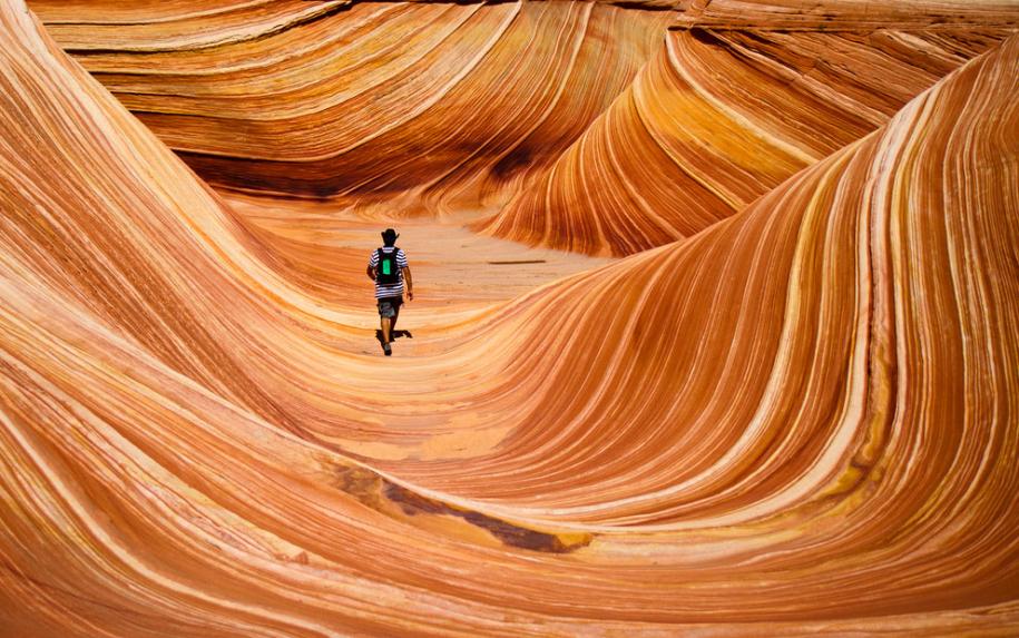 Застывшая волна Аризоны