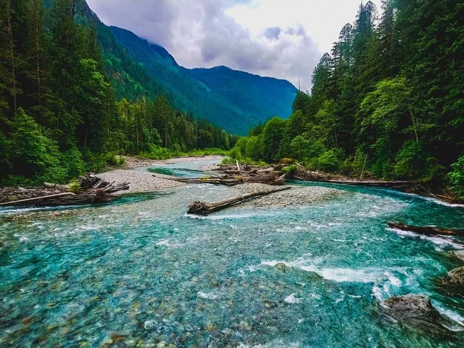 Восхитительная природа нашей земли