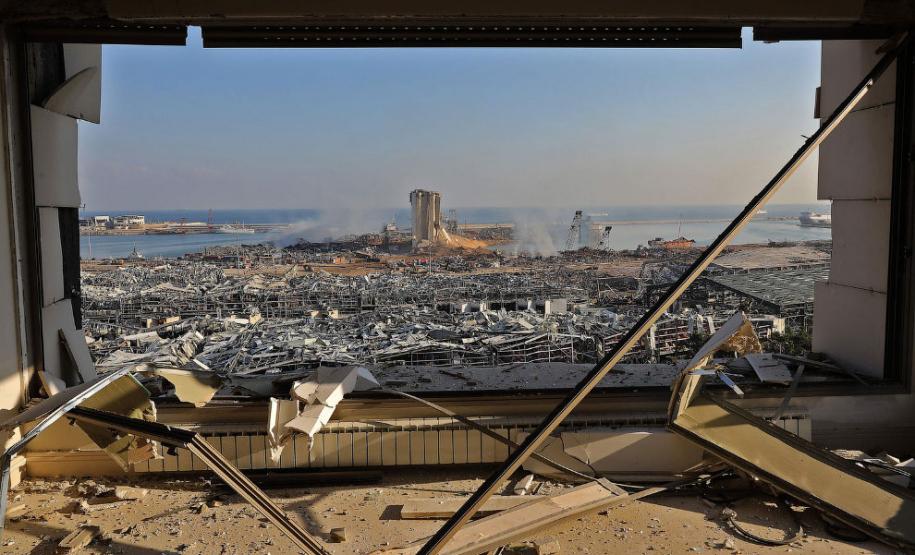 Взрыв в Ливане: на следующий день
