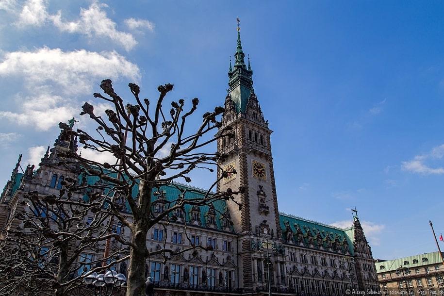 Прогулка по Гамбургу