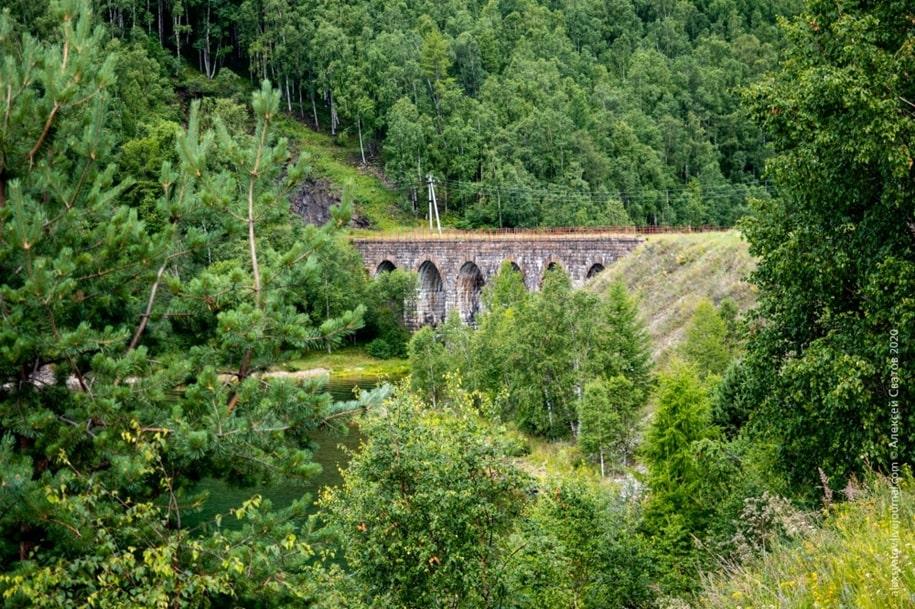 Кругобайкальская железная дорога. Часть 2