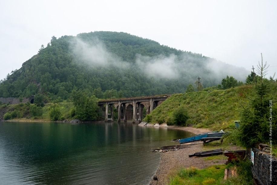 Кругобайкальская железная дорога. Часть 3