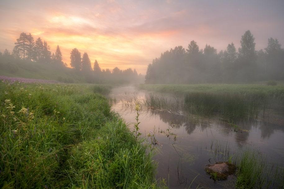 Пейзажи величественной природы во всей красе